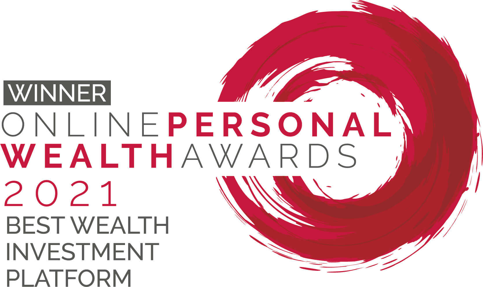 ONLINE PERSONAL WEALTH AWARDS 2021