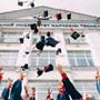 University graduation hat throw | wealthify.com