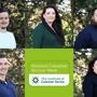 Headshots of the Wealthify Customer Care team