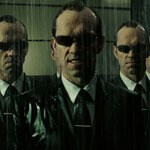 Worst robots in sci-fi movies - Agent Smith