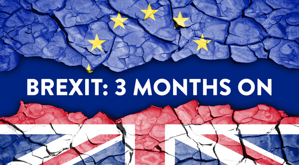 Brexit three months on: How did your investments fare?