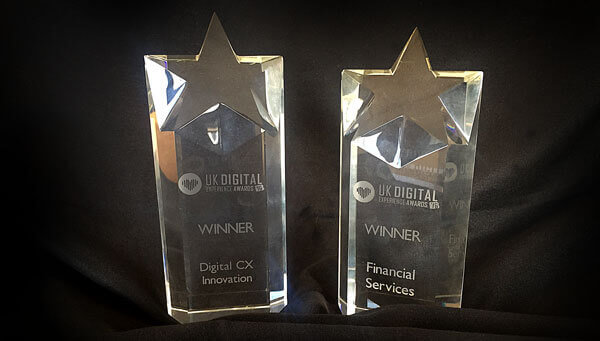 Wealthify wins two awards at the 2016 Digital Experience Awards