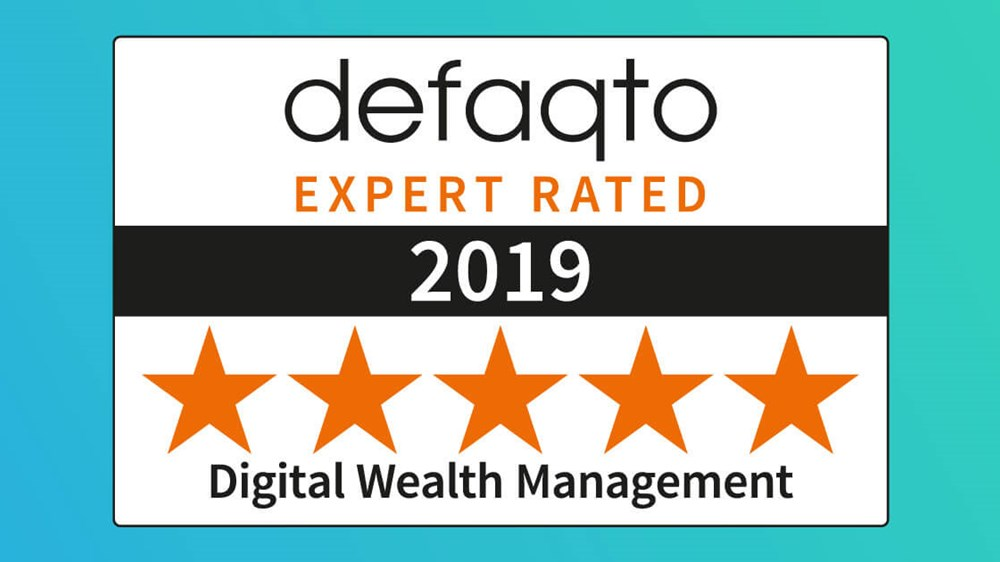 Welcome to Defaqto 5 Star rated investing!