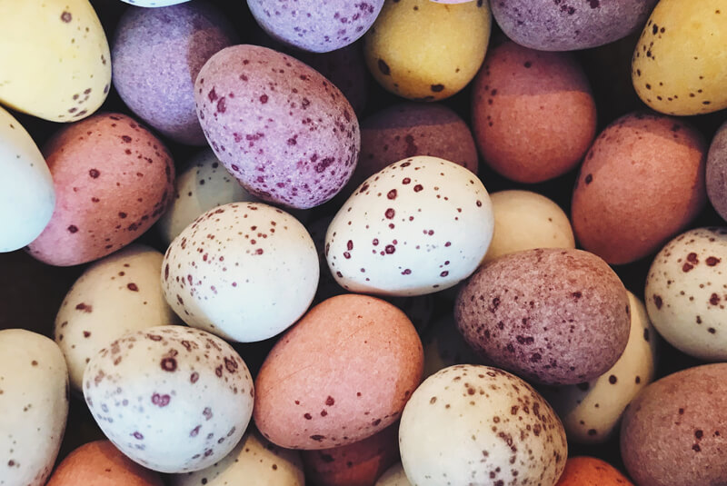 Why you shouldn't put all your eggs in one basket