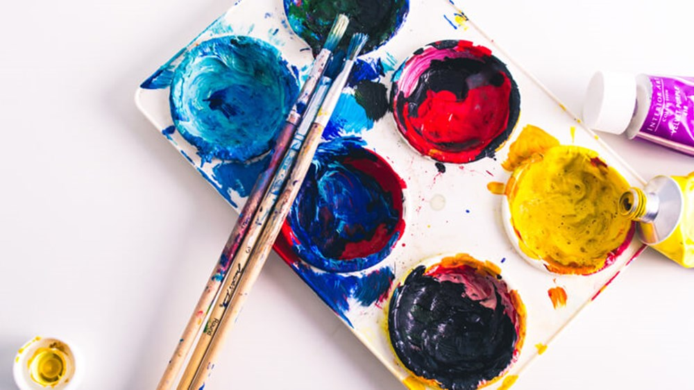 Paint and brushes | Wealthify